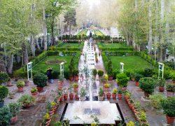 دیدنیهای باغ فردوس را بشناسید + تصاویر
