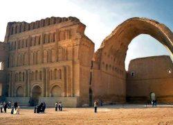 تیسفون: شهری ایرانی واقع در کشور عراق + تصاویر دیدنی