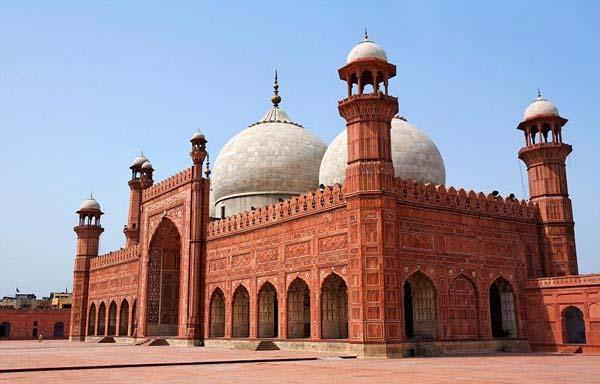 مسجد پادشاهی - عکس زیباترین مساجد جهان
