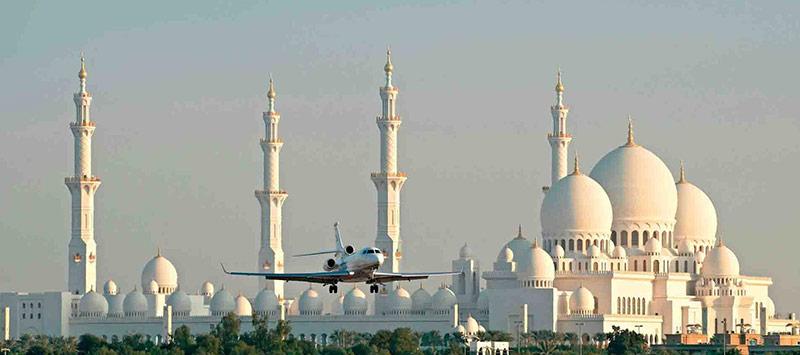 مسجد شیخ زاید از زیباترین مساجد جهان اسلام