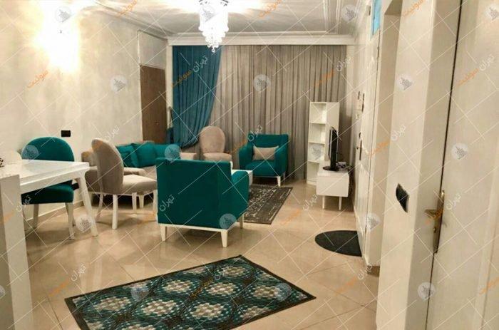اجاره آپارتمان مبله تهران – الهیه خیابان فرشته