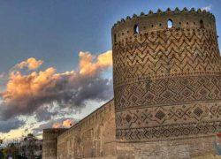 ارگ کریمخان شیراز و زیبایی های فوق العاده آن را بشناسید