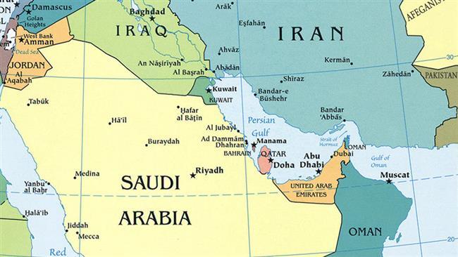 تاریخ خلیج فارس ایران