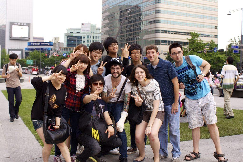 زندگی مردم کره جنوبی