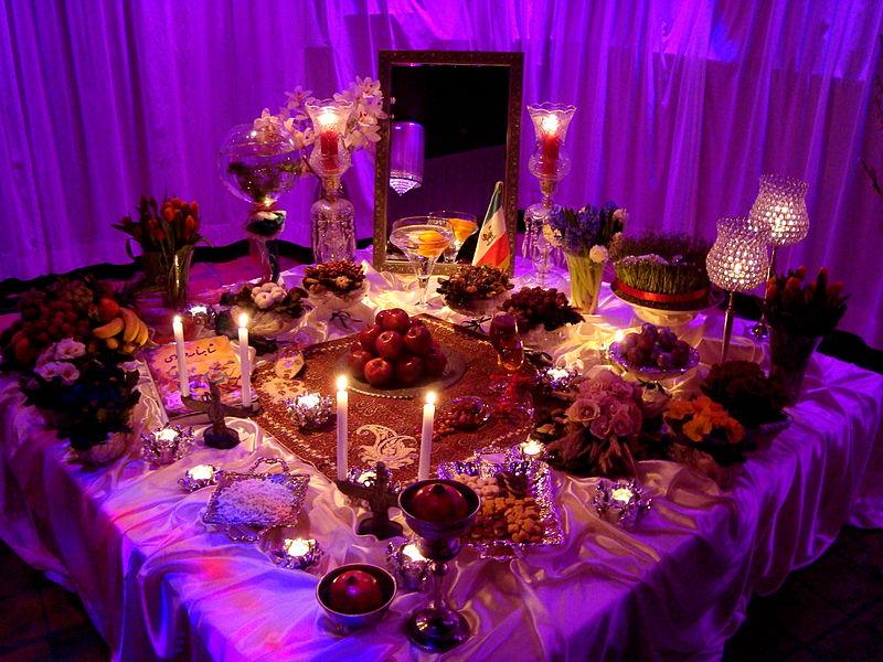 معرفی نمادهای اساطیری ایرانی در جشن نوروز (قسمت ۱)