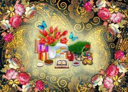 معرفی نمادهای اساطیری ایرانی در جشن نوروز (قسمت ۲)