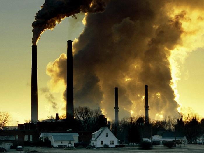 آلوده ترين شهرهاي جهان