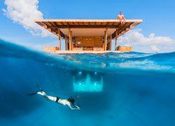 سازههای زیرآبی شگفت انگیز دنیا را بشناسید + تصاویر