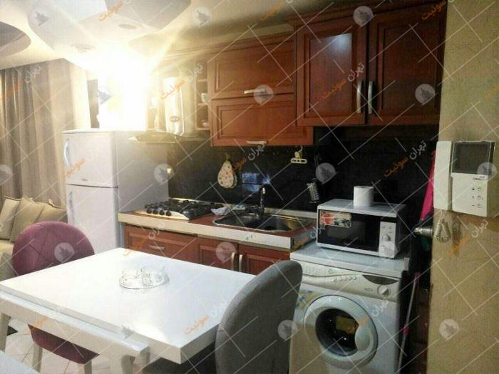اجاره آپارتمان مبله در خیابان فرشته تهران