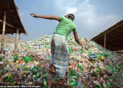 شهری که آلودهترین شهر دنیا است + تصاویر عجیب