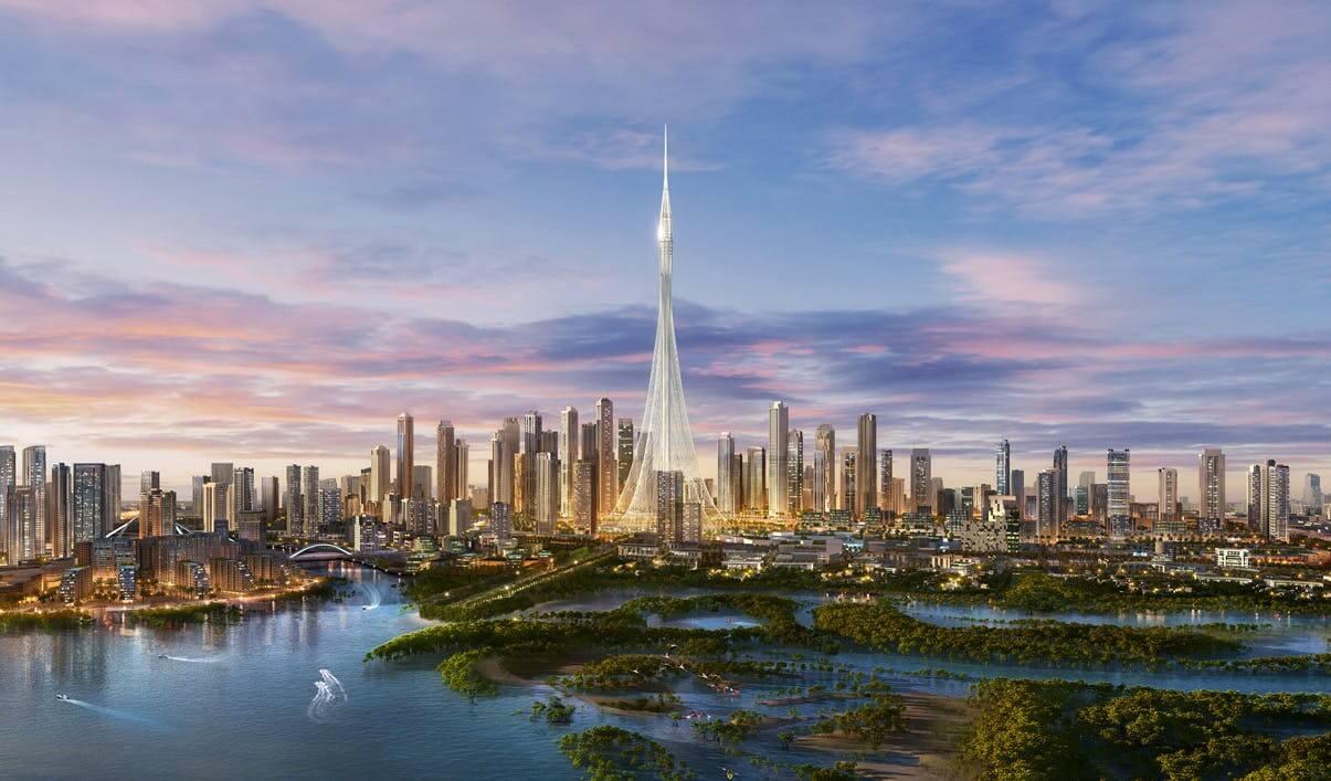 بلندترین برج دنیا کدام است