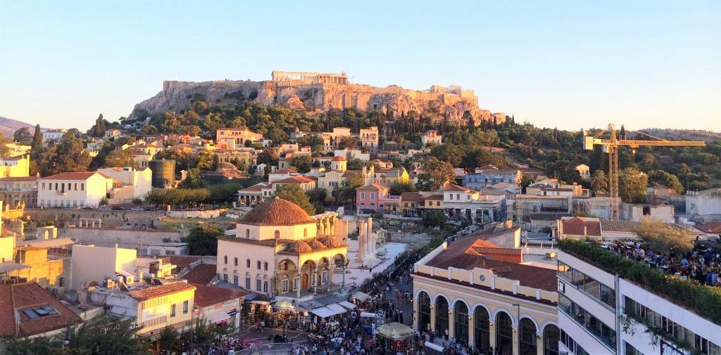 آتن، یونان از ارزانترین شهرهای اروپا برای مسافرت