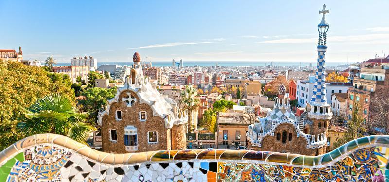 بارسلونا - اسپانیا از ارزانترین شهرهای اروپا برای زندگی