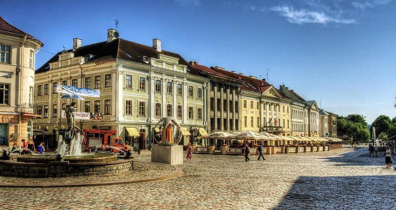 تارتو - استونی - ارزانترین شهر اروپا برای زندگی