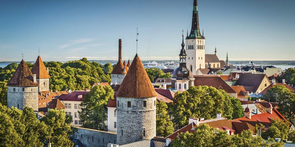تالین - استونی ازجمله ارزانترین شهرهای اروپا برای تحصیل