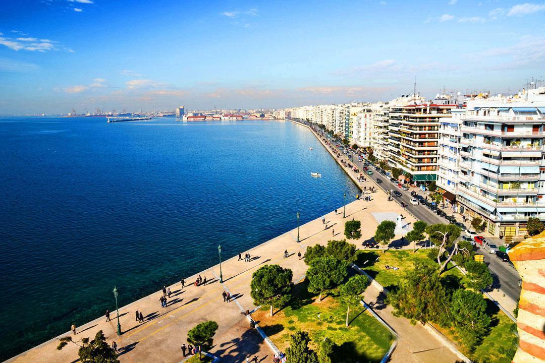تسالونیکی – یونان از ارزانترین شهرهای اروپایی