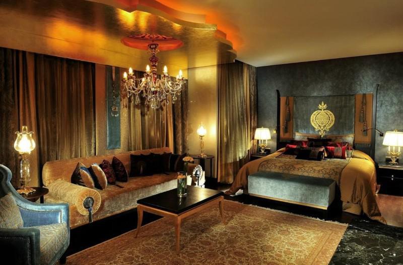 هتل 5 ستاره مردان پالاس آنتالیا