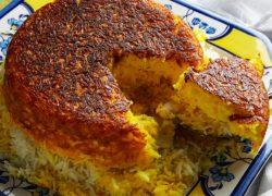 مسافرت به ایران به خاطر غذاهای خوشمزهو فوق العاده