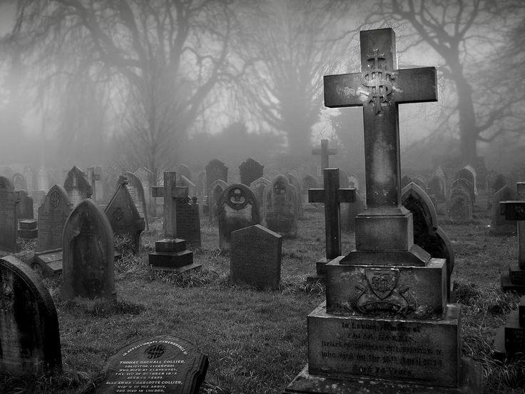 ترسناک ترین قبرهای جهان