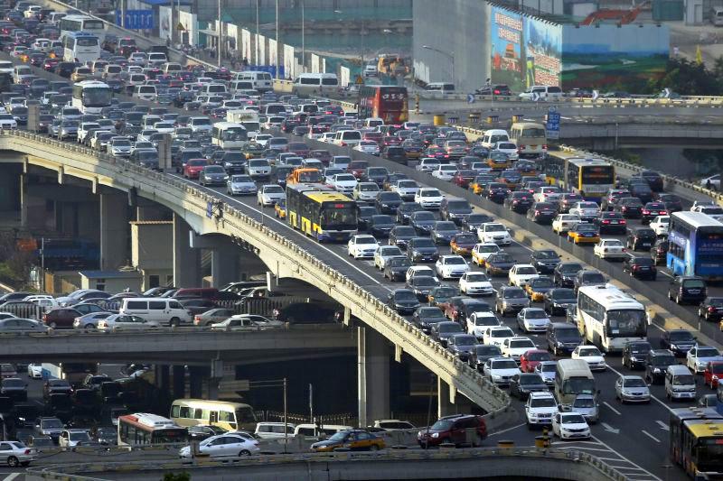 شلوغ ترین شهرهای دنیا