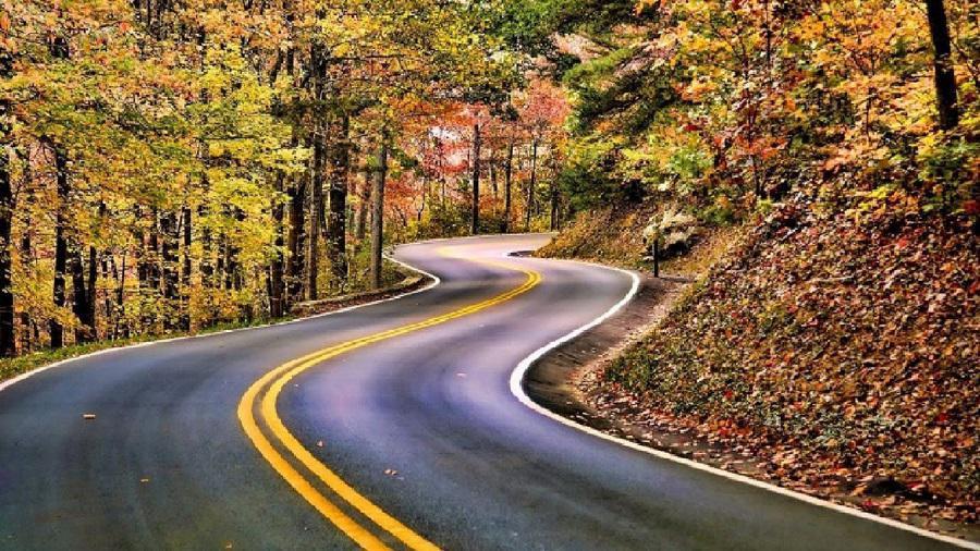 عکس زیباترین جاده های جهان