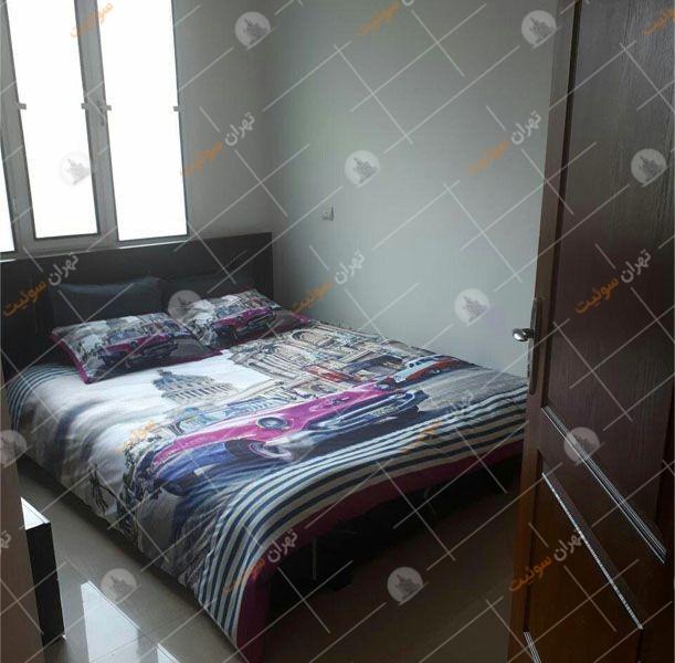 آپارتمان مبله در تهران – زعفرانیه