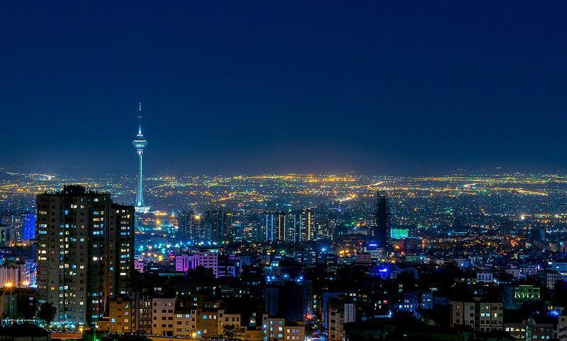 تهران یکی از خطرناك ترين شهرهاي ايران و جهان است.