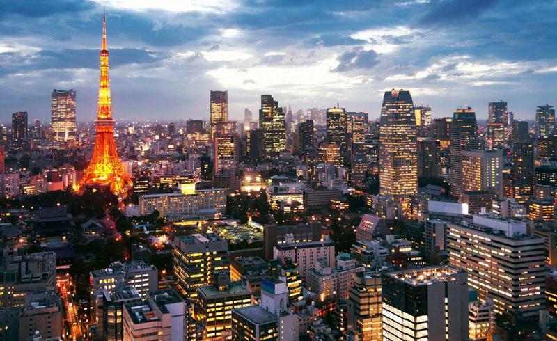 برخی توکیو را خطرناک ترین شهر جهان می دانند.