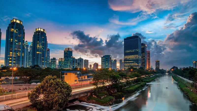 جاکارتا ازجمله خطرناک ترین شهرهای جهان برای زلزله