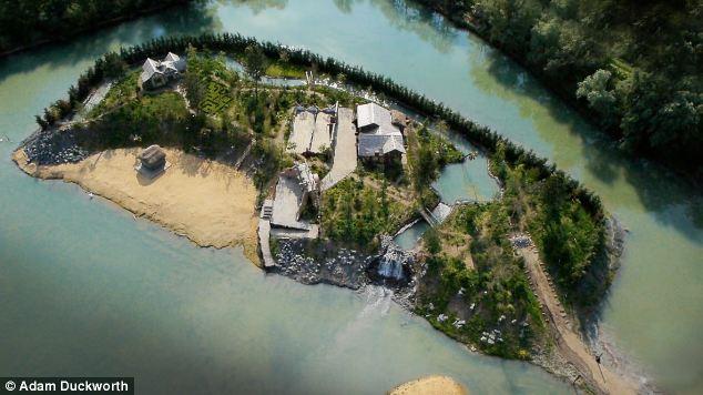 جزیره زیبای گنج خیالی را به صورت کامل بشناسید + تصاویر آن