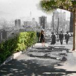 عکسهایی جالب از زمین لرزه سانفرانسیسکو بعد از صد سال