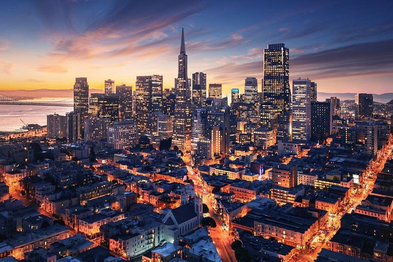 سانفرانسیسکو یکی از خطرناک ترین شهرهای جهان از نظر بلایای طبیعی است.