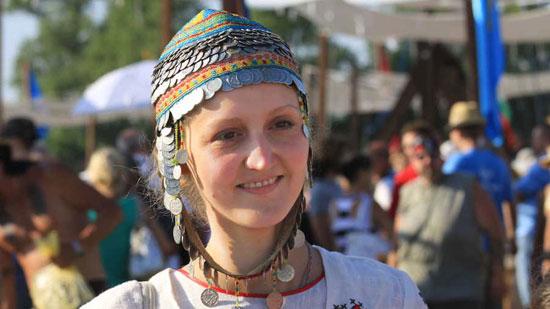 تصاویری از جشنواره سوارکاران حرفهای مجارستان
