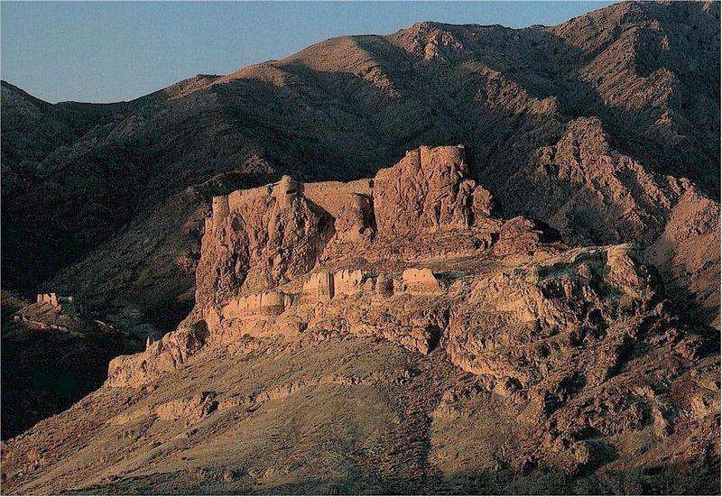 الموت یکی از مکانهای دیدنی پاییز
