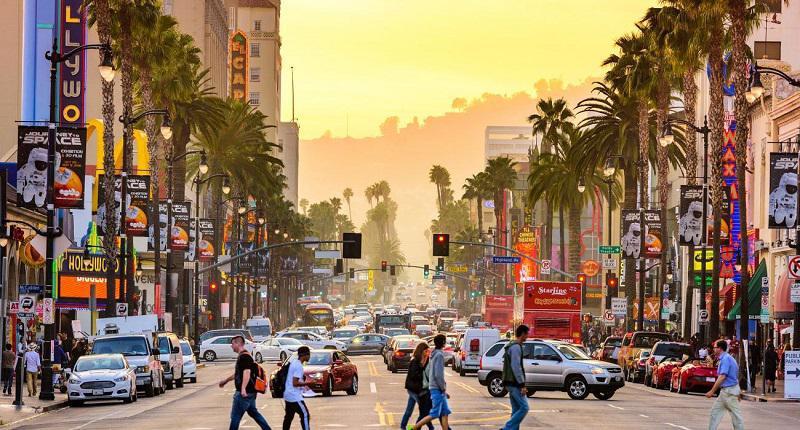 برخی لس آنجلس را خطرناک ترین شهرهای جهان از نظر وقوع بلایای طبیعی می دانند.