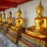 عکس های معبد پنهان و بودایی وات فو در تایلند