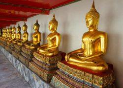 معبد پنهان و بودایی وات فو در تایلند + تصاویر فوق العاده