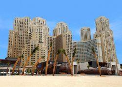 هتل امواج روتانا در دبی فوق العاده دیدنی + تصاویر