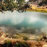 چشمه غربال بیز مهریز یزد