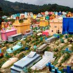 عکس هایی از گواتمالا و قبرستانهای هزاررنگ آن