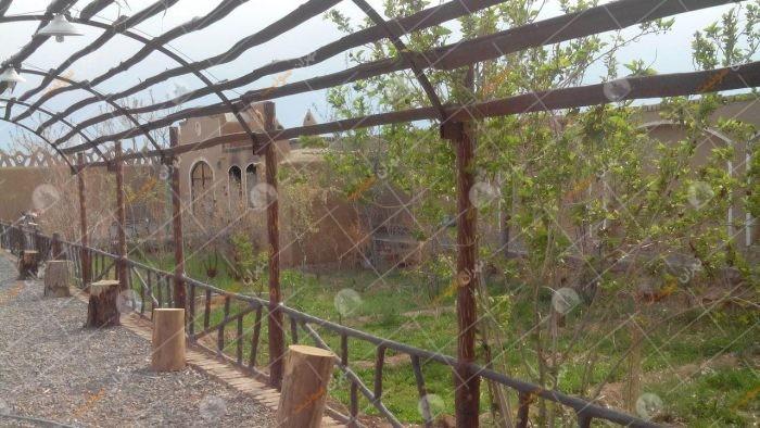 اجاره اقامتگاه سنتی و زیبا در حاشیه کویر