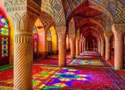 مکانهای مذهبی گردشگری شیراز به طور کامل + عکس