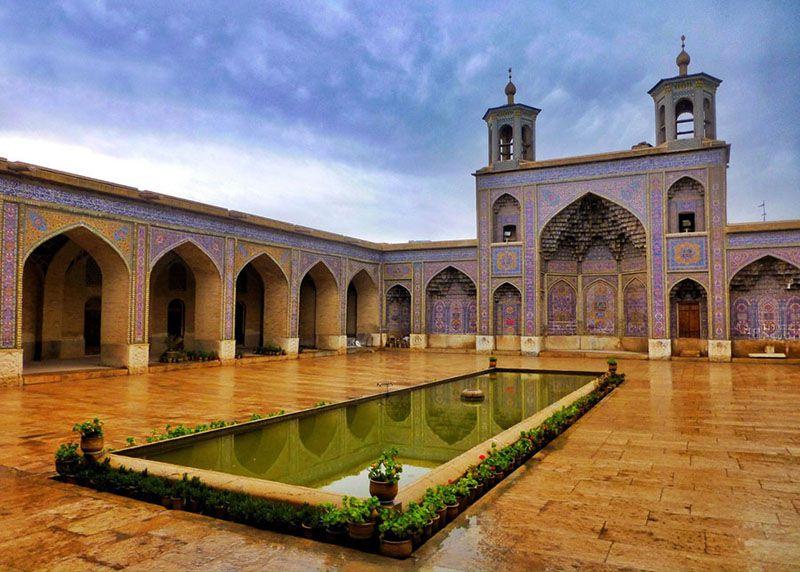 مسجد نو یا مسجد شهدا یکی از مساجد تاریخی شیراز