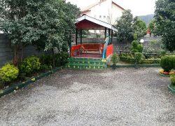 اجاره ویلا دربستی حیاط گلکاری شده