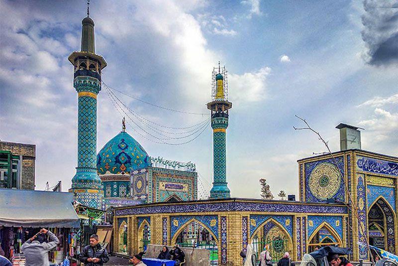 امامزاده صالح؛ از اماکن دیدنی تهران