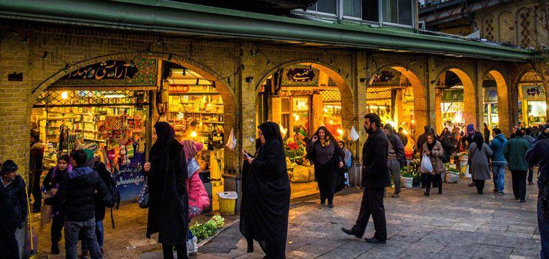 بازار تجریش یکی از قدیمیترین بازارهای تهران در منطقه شمیرانات و دیدنی ترینجاهای دیدنی تهران است.