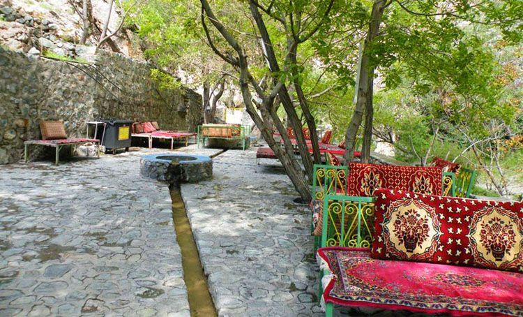 درکه: یکی از مکان تفریحی تهران