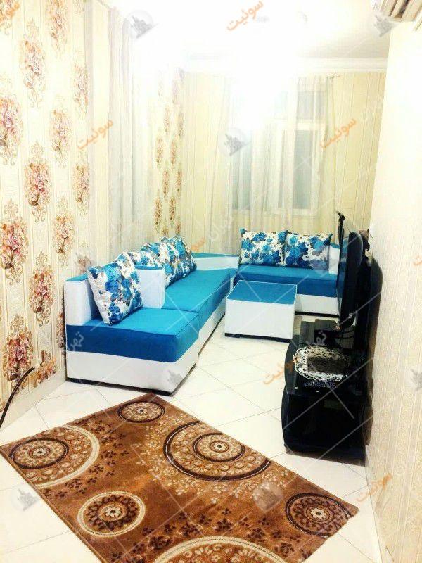 اجاره آپارتمان مبله در شریعتی (پلیس) تهران