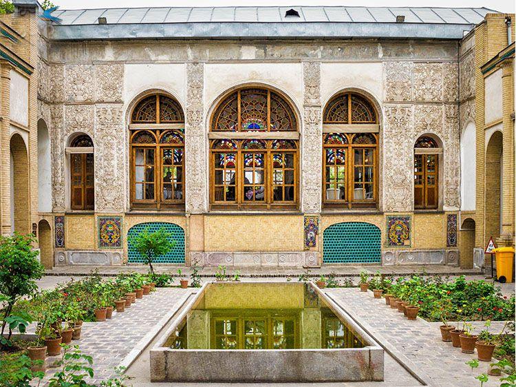 تهران قدیم؛ از جمله اماکن دیدنی تهران