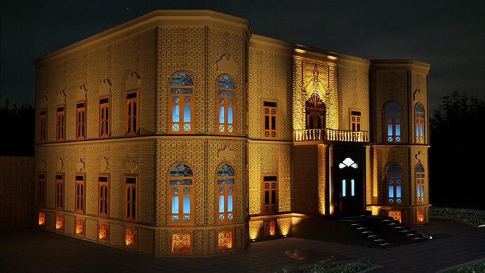 موزه آبگینه از جملهجاهای دیدنی تهران، موزه تخصصی شیشه و سفال است.